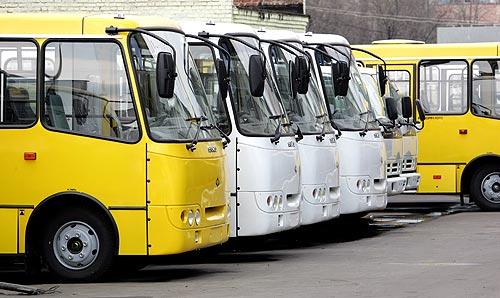 За час проведення АТО на Сході України з області було відправлено 20 шкільних автобусів