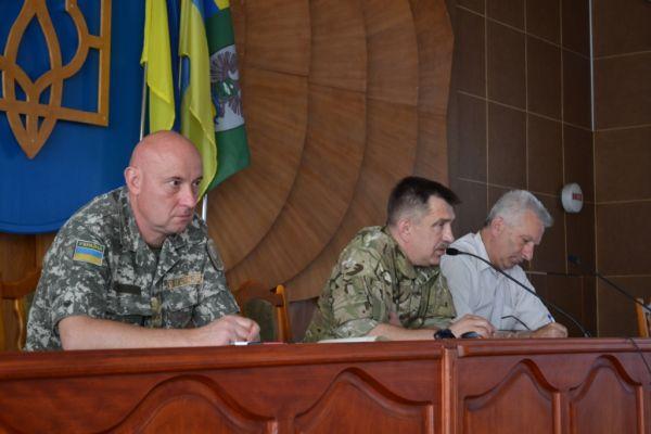 На Тячівщині готуються до призову на строкову військову службу, який розпочнеться вже першого жовтня