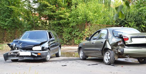 Внаслідок ДТП в Ужгороді постраждали двоє дітей