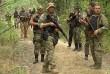 Під Мукачевом правоохоронці боролись з групою противників