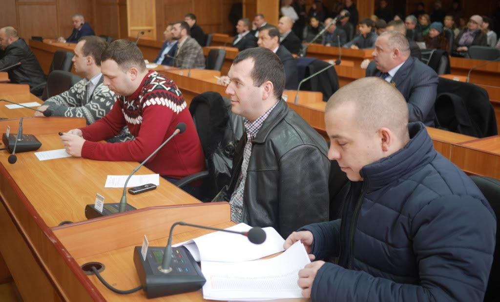 Ужгородські депутати на позачерговій сесії ухвалили бюджет міста