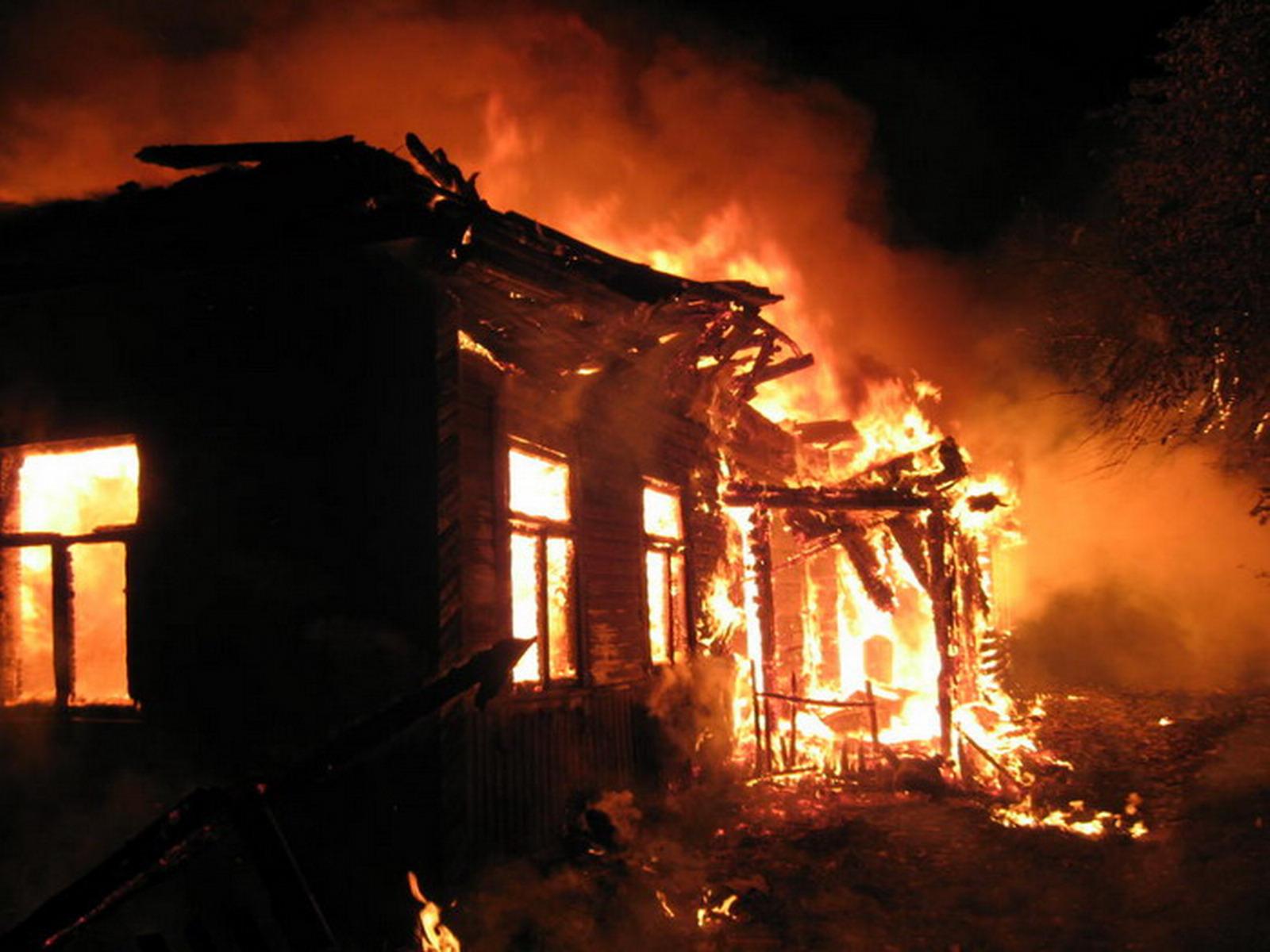 На Великоберезнянщині пожежники виявили тіло жінки