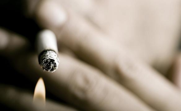 Мешканець Сваляви під час куріння отримав опіки