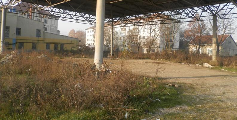 У Хусті з'являться сучасні паркувальні місця