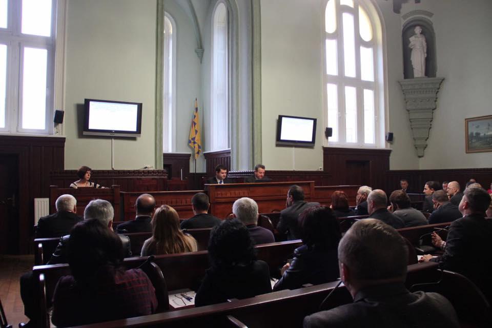 Став відомий графік сесій Мукачівської міської ради