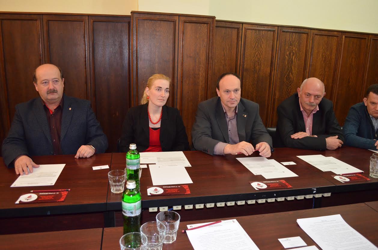 У Мукачеві домовились про проведення в місті бізнес-форуму за участі чеських підприємців