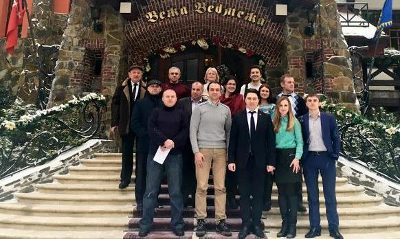 Закарпатці та львів'яни закликають колег з інших областей спільно розвивати туристичну інфраструктуру України