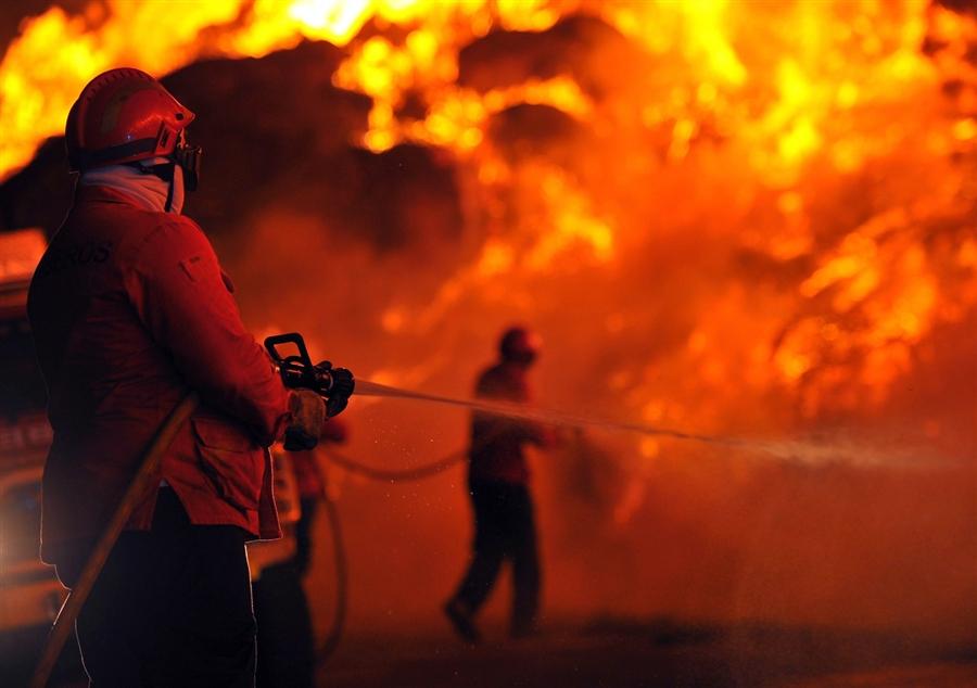 У Минаї вогонь пошкодив житловий будинок