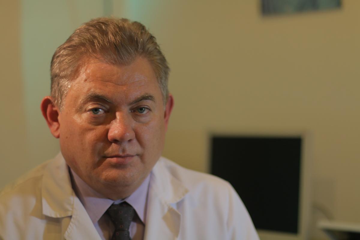 Закарпатець став директором Національного інституту серцево-судинної хірургії ім. М. Амосова