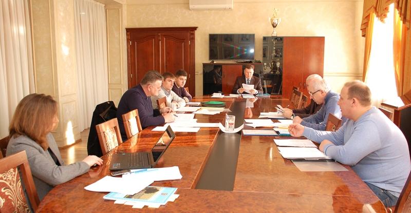Робота над проектом про Регламент обласної ради VІІ скликання вийшла на фінішну пряму