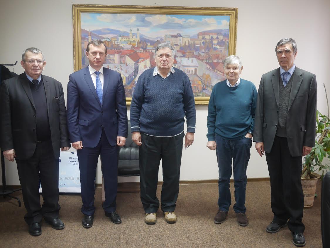 Мер Ужгорода обговорив зі старійшинами, як далі розвивати місто