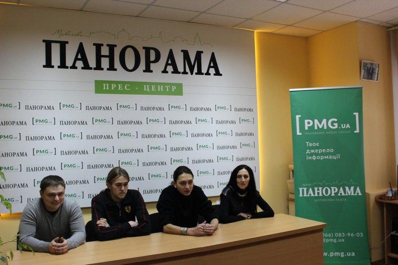 Меладзе відзначив особливу енергетику мукачівських рокерів