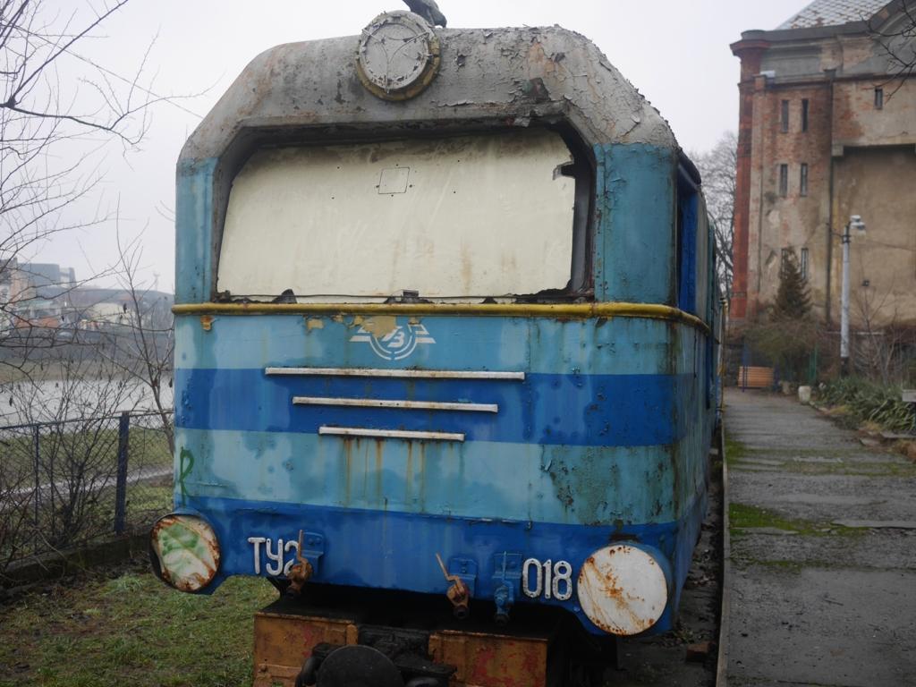 Влада обласного центру має серйозні наміри щодо відновлення дитячої залізниці