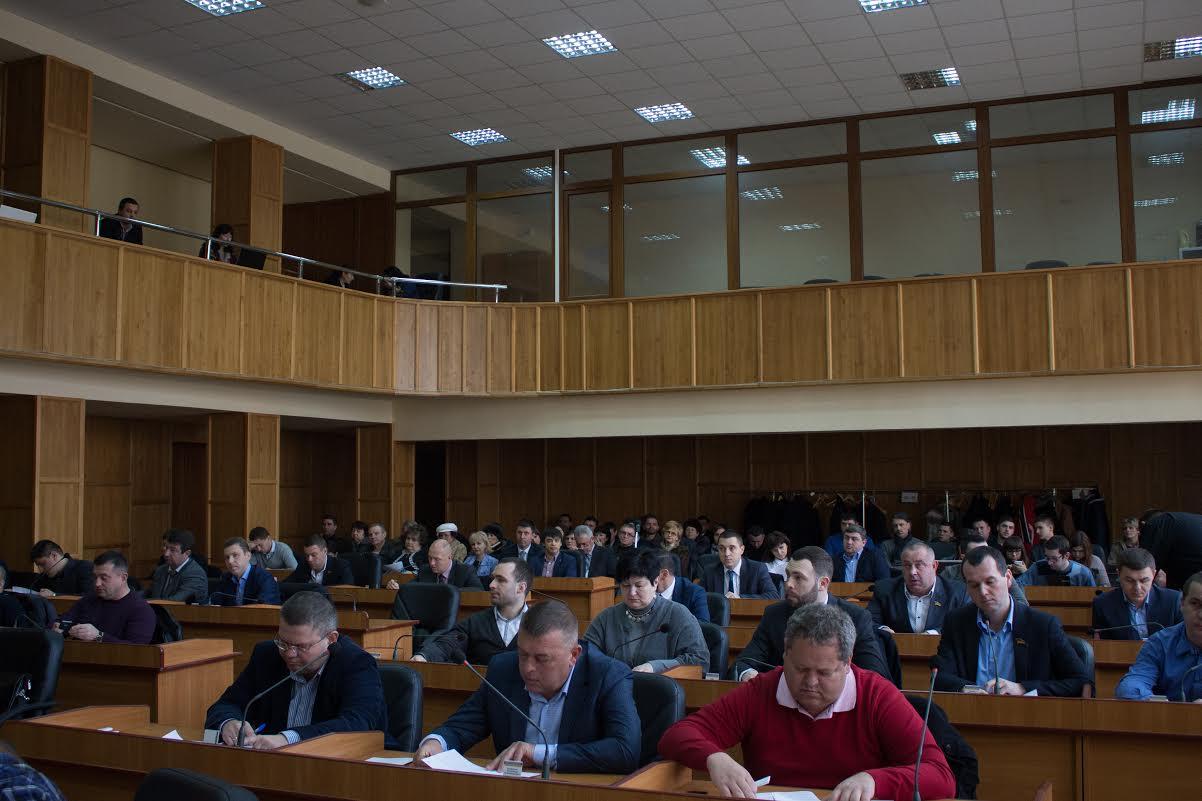 Ужгородські депутати підтримали ініціативу відзначити героїчних бійців 128-ї бригади