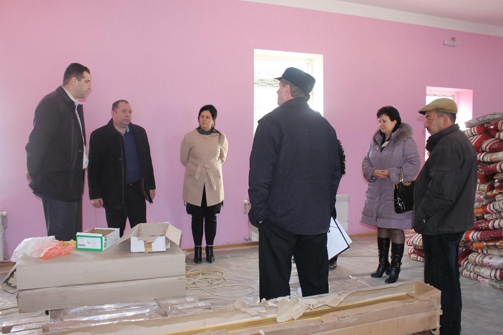 Будівництво дитсадку у Боржавському знаходиться на фінішній прямій