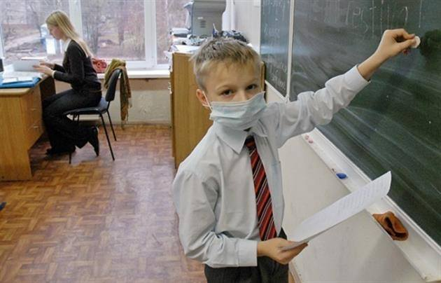 У навчальних закладах Мукачева карантин продовжили до 15 лютого