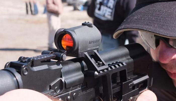 Правоохоронці виявили у мешканки Ужгородщини рушницю з оптичним прицілом