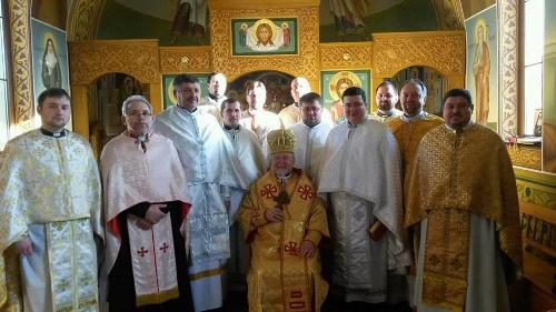 На Закарпатті священики-капелани УГКЦ проходять реабілітаційний курс