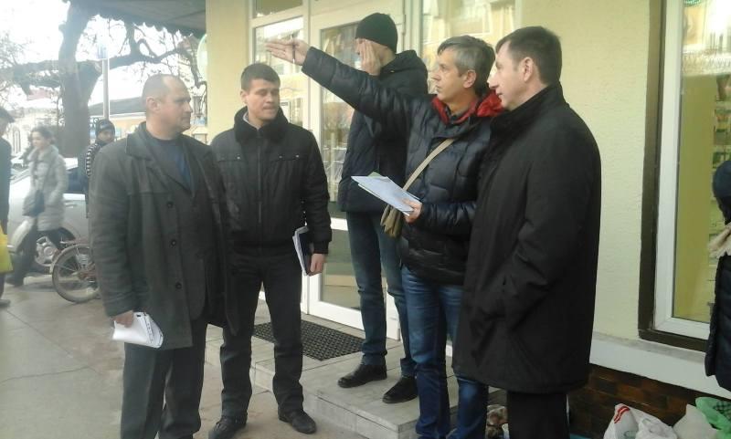 До туристичних родзинок Ужгорода незабаром з'являться вказівники європейського зразка