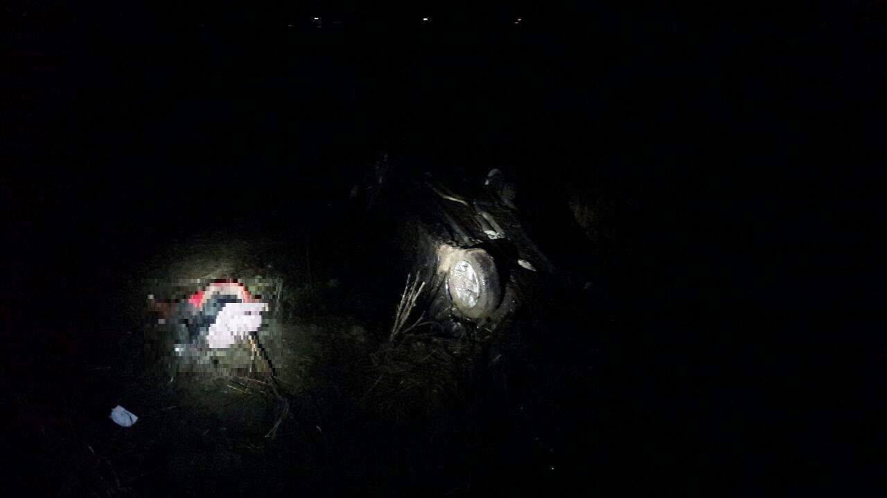 Біля Зняцева вночі трапилась жахлива ДТП, водій загинув
