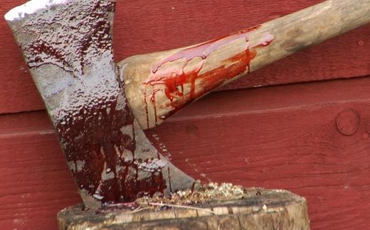 На Свалявщині нетверезий чоловік вдарив жінку сокирою
