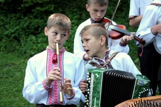У Чехії зазвучать мелодії гуцулів Закарпаття
