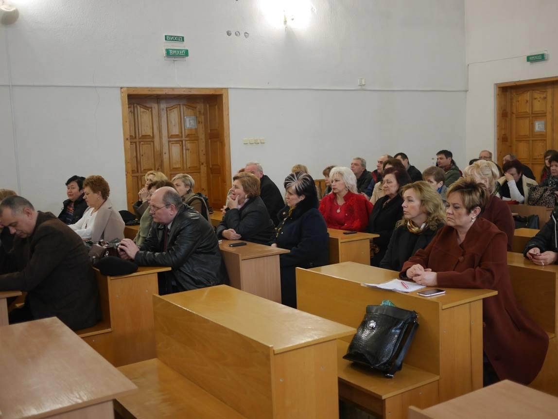 Медики Ужгорода обговорили із мером міста проблеми в охороні здоров'я