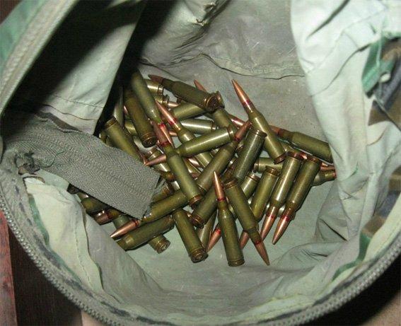 Ужгородські поліцейські затримали продавця боєприпасів
