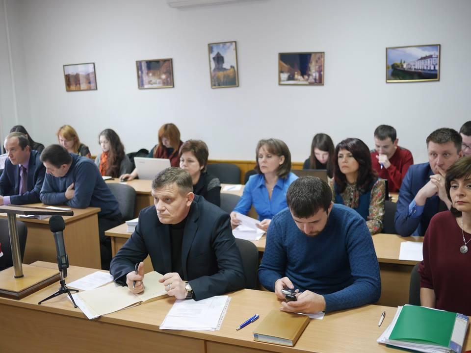 Ужгородський міськвиконком встановив ліміти на споживання енергоносіїв для терцентру соціального обслуговування