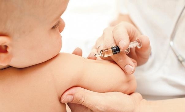 Рівень вакцинації від поліомієліту на Закарпатті складає близько 75%