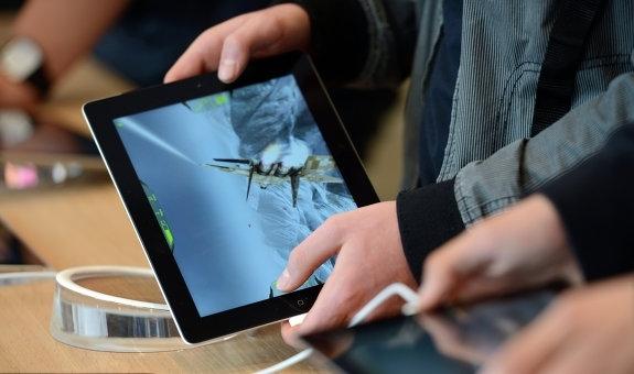 У Мукачеві колишній в'язень поцупив чужий планшет