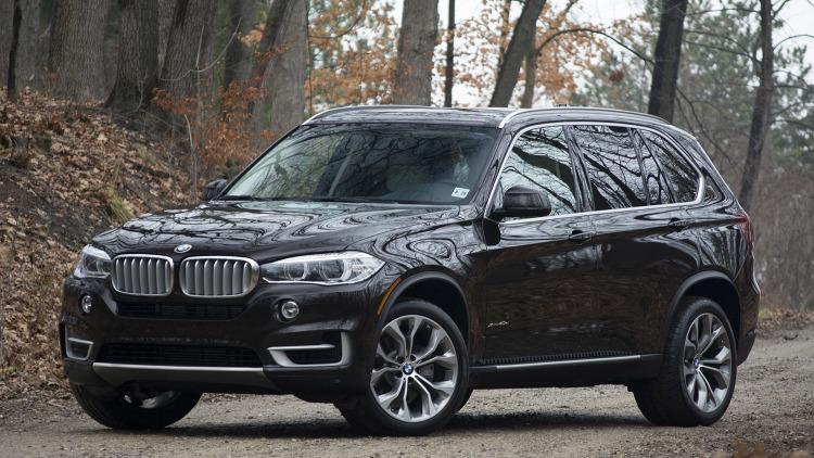 В ужгородки вкрали автомобіль «BMW X5»