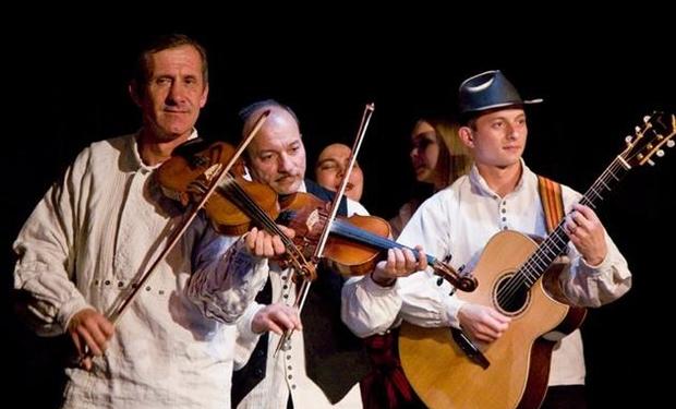 Фольк-гурт «Гудаки» виступив з першим концертом в обласному центрі