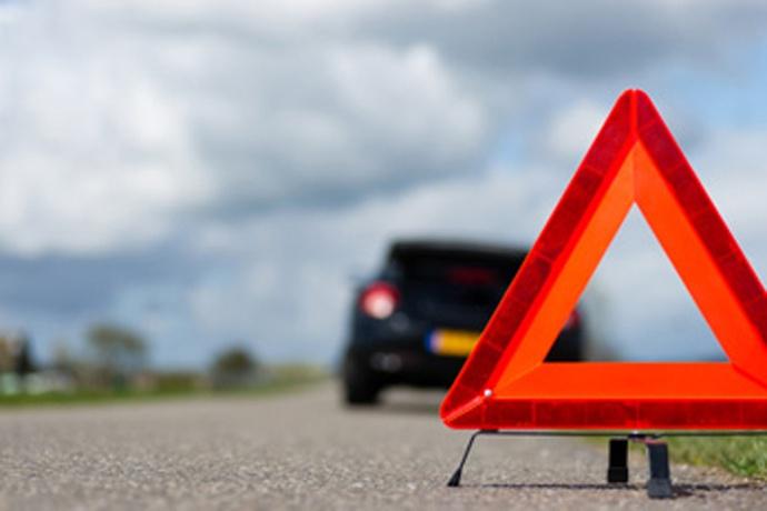 21-річний мешканець Тячівщини збив пенсіонера і втік з місця аварії