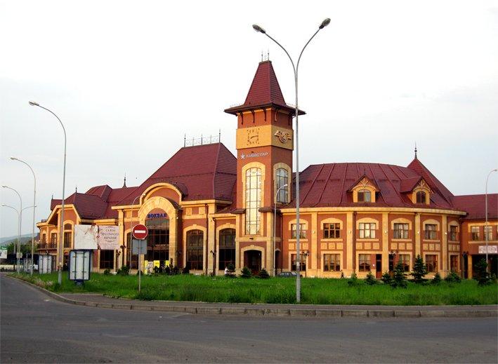 На залізничному вокзалі Ужгорода прикордонники затримали подружжя нелегалів з Туреччини