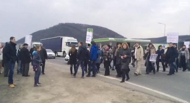 Якщо влада не виконає вимоги ПТНЗ Мукачева, протести продовжаться