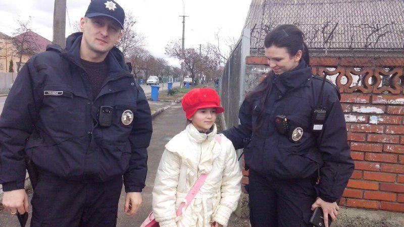 У Мукачеві шукали зниклу 9-річну дівчинку