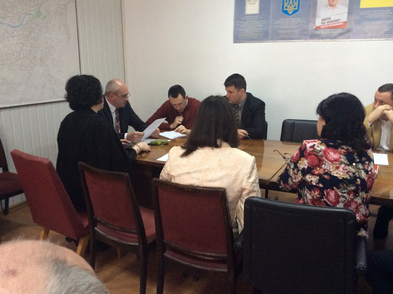 Бюджетна комісія відхилила рішення про надання матеріальної допомоги викладачам та учням мукачівських профтехучилищ