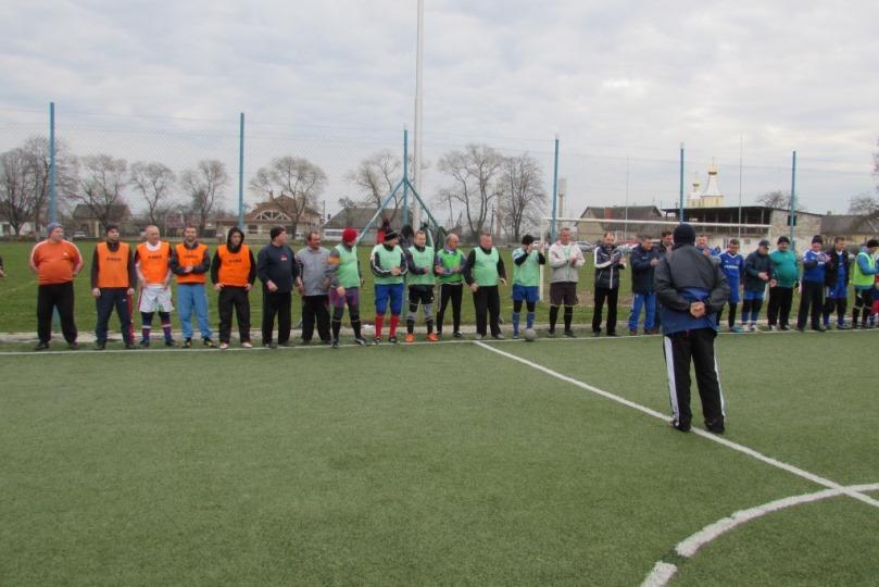 На Ужгородщині відбувся обласний турнір з футболу серед ветеранів