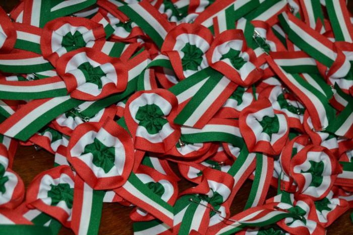 На Берегівщині виготовлятимуть угорські кокарди