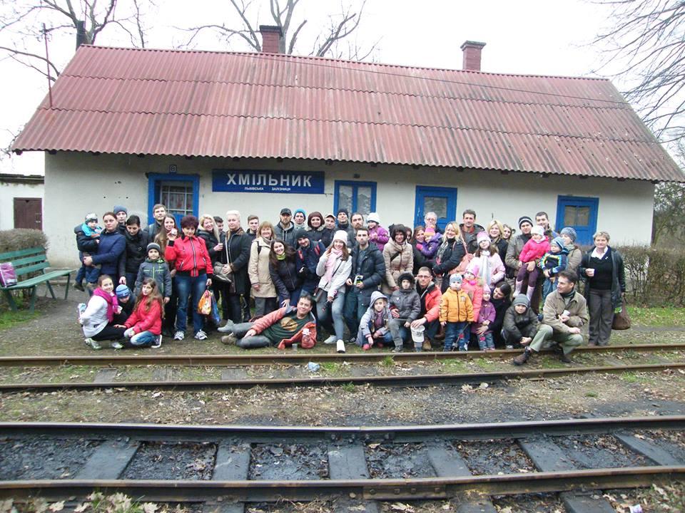 На Виноградівщині відбулась перша у цьому році весняна екскурсія