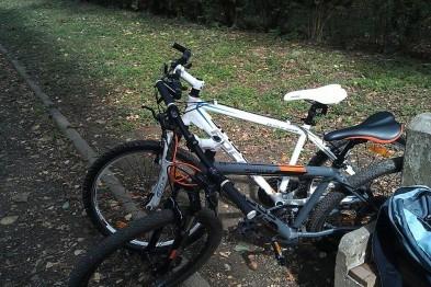 В ужгородця вкрали велосипед