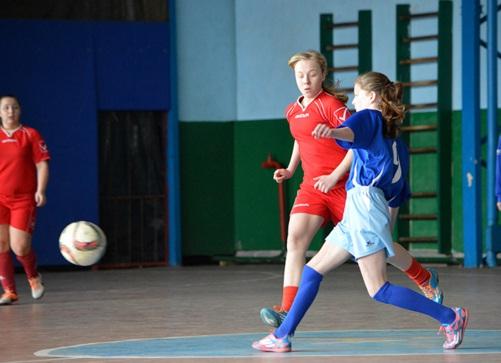 З нагоди 8 Березня в обласному центрі відбувся міжнародний турнір з жіночого футболу