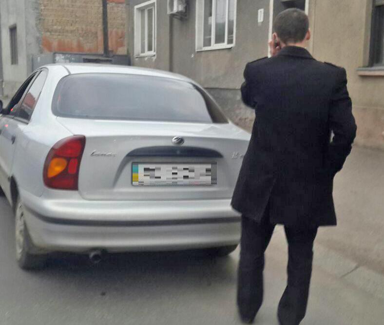 У Мукачеві за кермом затримали п'яного прокурора