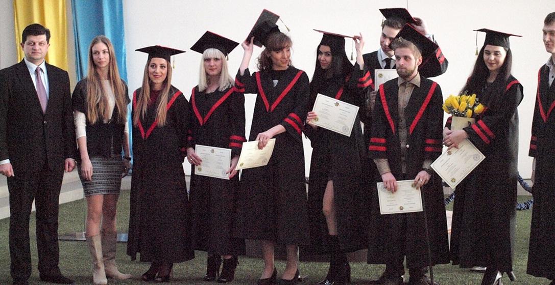 Ужгородський університет випустив перших магістрів з туризму