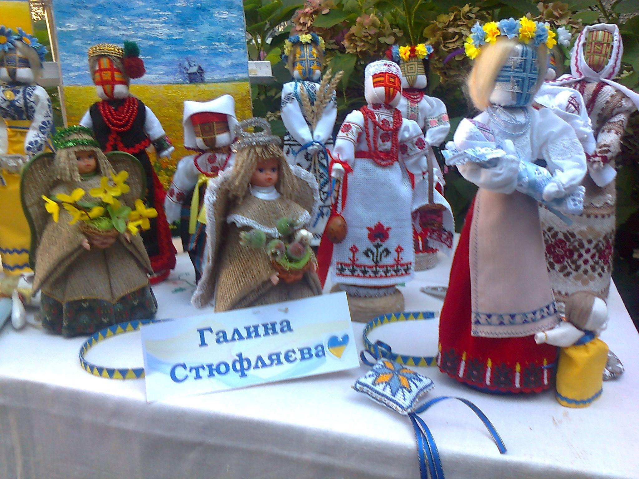 В Ужгороді відбудеться майстер-клас з виготовлення ляльок-мотанок