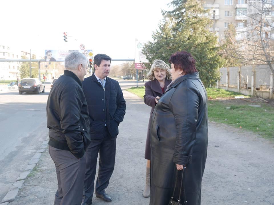 В Ужгороді провели перевірку прибирання вулиць