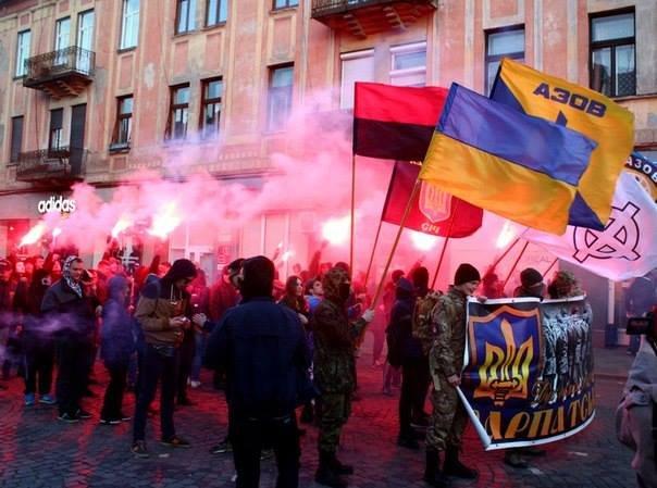 Москаль різко відреагував на антиугорські заклики в Ужгороді