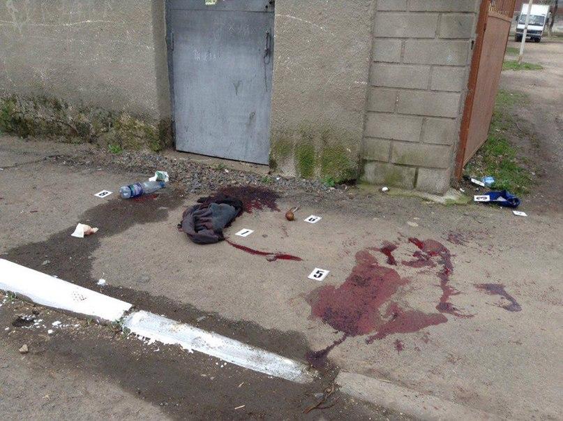 Учасника суботньої стрілянини у Мукачеві взято під варту