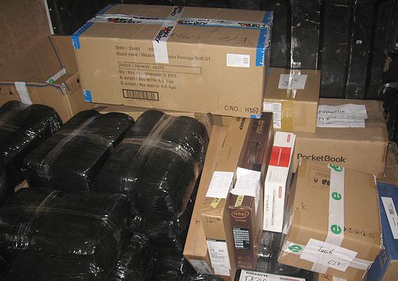 Суддя відмовилась арештувати контрабандний бурштин, вартістю понад 2,5 мільйонів доларів